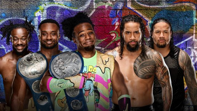 WWE Summerslam 2017 preview - New Day vs Usos