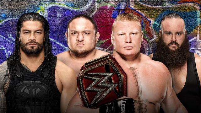 WWE Summerslam 2017 preview - Reigns vs Samoa Joe vs Brock vs Braun
