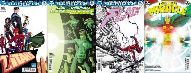DC Comics reviews for 8/9/17