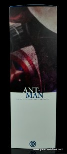 hot toys captain america civil war ant-man figure review -package side
