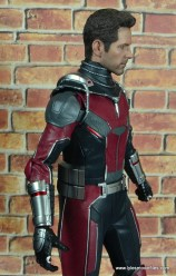 hot toys captain america civil war ant-man figure review -unmasked right side