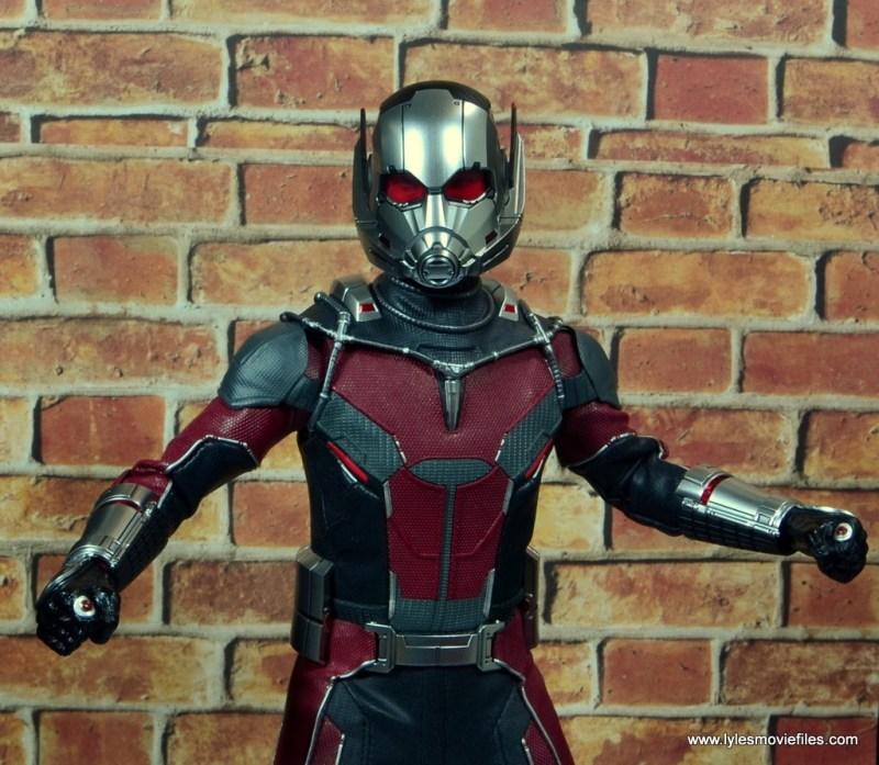 hot toys captain america civil war ant-man figure review -wide shot