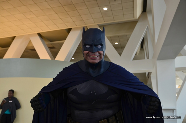 Baltimore Comic Con 2017 cosplay - Batman