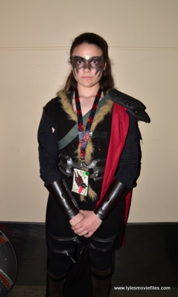 Baltimore Comic Con 2017 cosplay - The 100