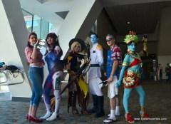 Baltimore Comic Con 2017 cosplay - ensemble