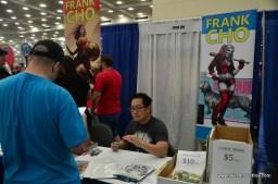 Baltimore Comic Con 2017 - creators showcase - Frank Cho