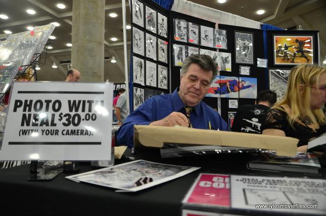 Baltimore Comic Con 2017 - creators showcase - Neal Adams