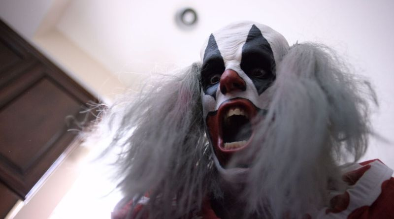 Clowntergeist movie review - Ribcage