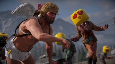 Dead Rising 4 Frank's Big Package - Frank as