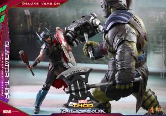 Hot Toys Gladiator Thor figure - vs Gladiator Hulk