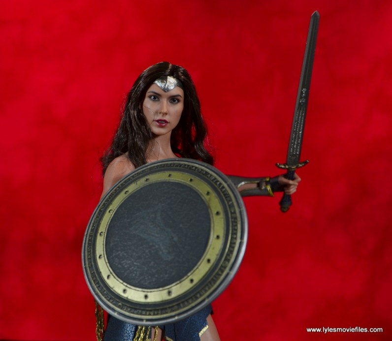 Hot Toys Wonder Woman figure review -my turn