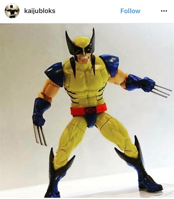 HasCon 2017 Wolverine