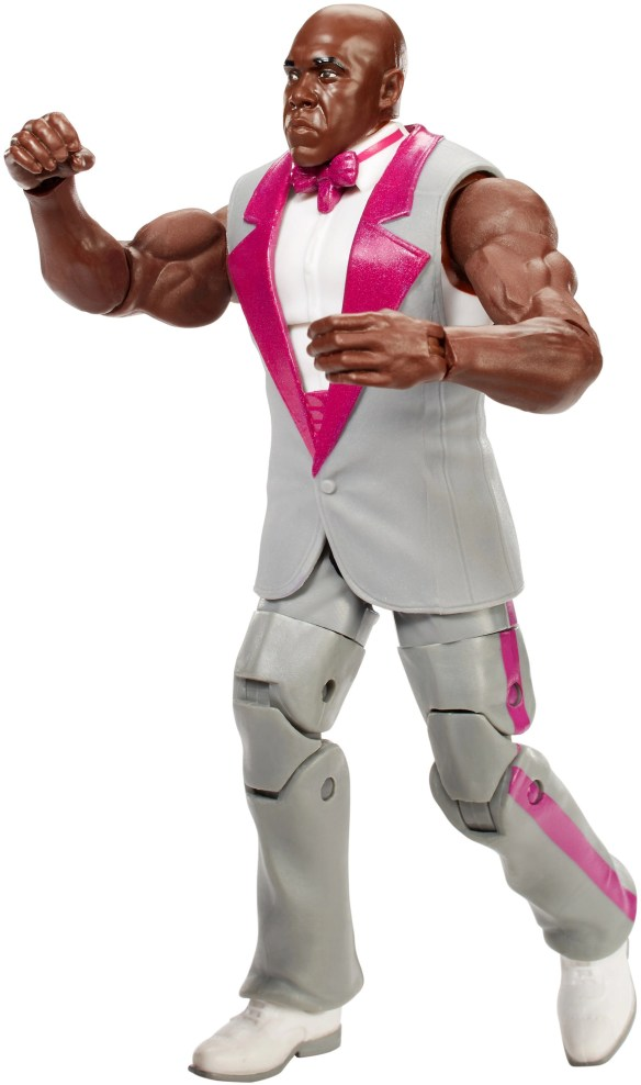 WWE Elite Network Spotlight Virgil