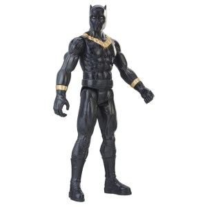 MARVEL BLACK PANTHER 12-INCH TITAN HERO Figure Assortment (Erik Killmonger) - oop