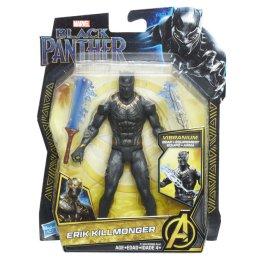 MARVEL BLACK PANTHER 6-INCH Figure Assortment (Erik Killmonger) - in pkg