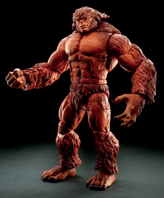 Marvel Deadpool Legends Series 6-inch (Sasquatch) - Build A Figure - Copy