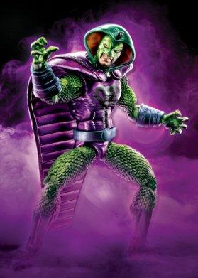 Marvel Legends 6-Inch Figure (King Cobra)