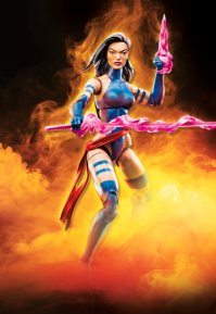 Marvel Legends 6-Inch Figure (Psylocke)