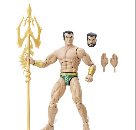Marvel Legends 6-Inch Figure (Sub-Mariner).