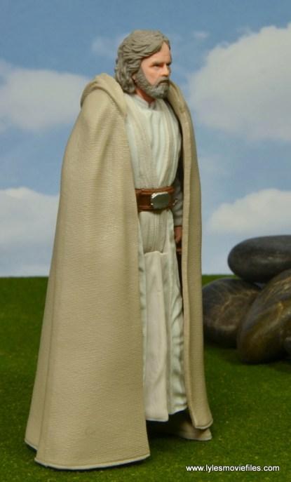 Star Wars The Last Jedi Master Luke Skywalker figure review -right side