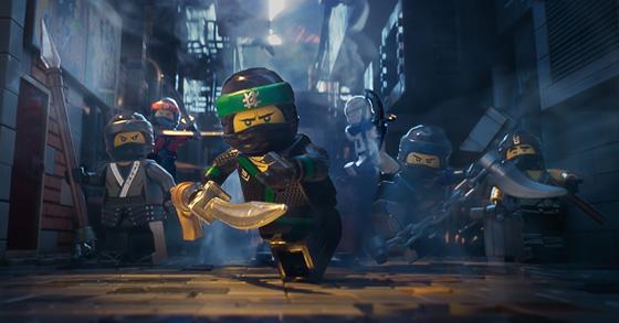The LEGO Ninjago Movie giveaway