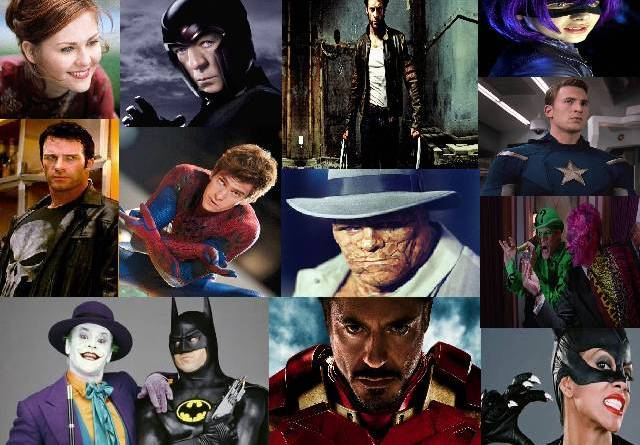 Top 10 best performances in a comic book movie