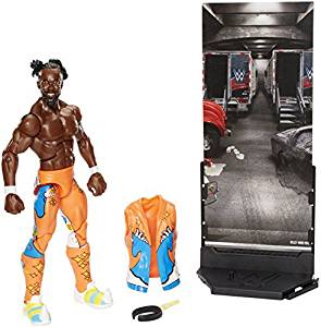 WWE Elite 52 Kofi Kingston