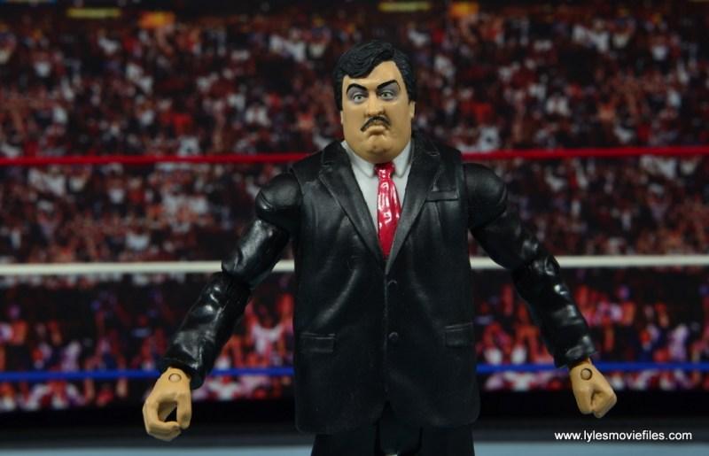 WWE Paul Bearer figure review - wide pic