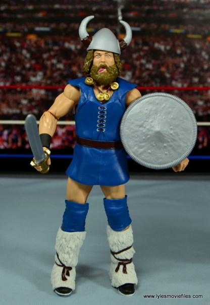 WWE The Berzerker figure review -front