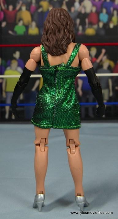 WWE Then Now Forever Miss Elizabeth figure review -rear
