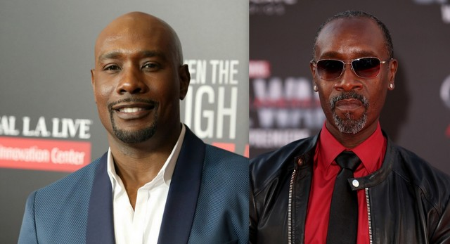 War Machine - Morris Chestnut for Don Cheadle