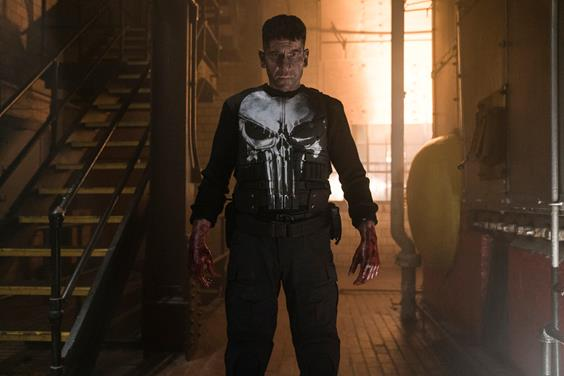 Netflix November - The Punisher