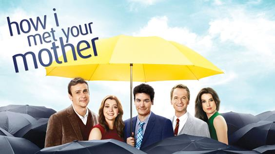 Netflix November - How I Met Your Mother