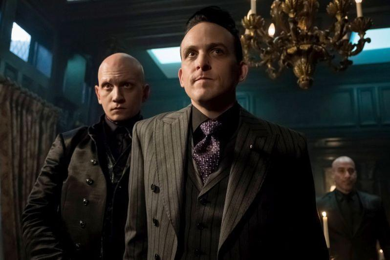 Gotham: The Demon's Head review - Zsasz and Penguin