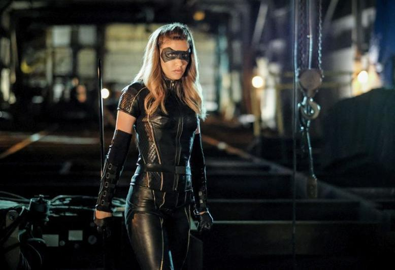 Arrow Tribute review - Black Canary
