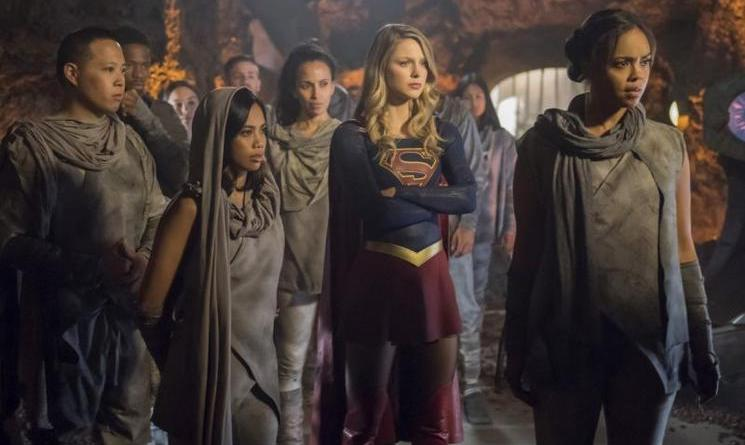 Supergirl Far from the Tree review - Supergirl