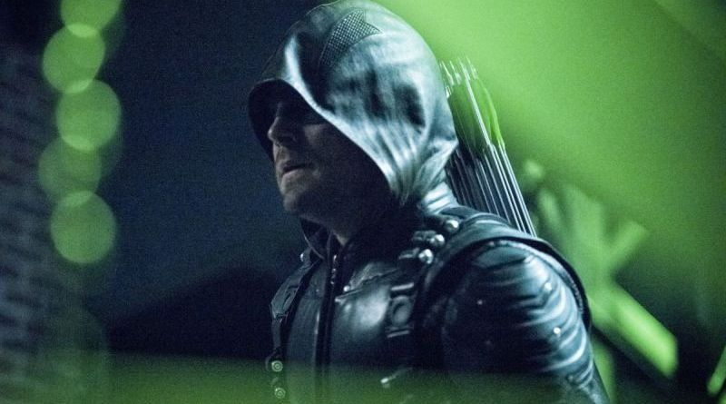 Arrow Fallout review - Green Arrow