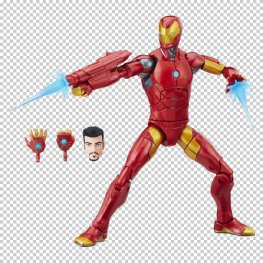 BLP Legends 6 Inch - Iron Man