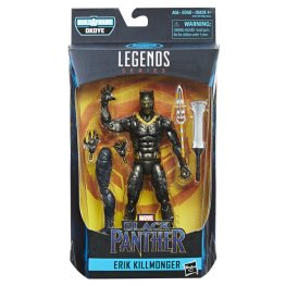 BLP Legends 6 Inch - Killmonger pkg