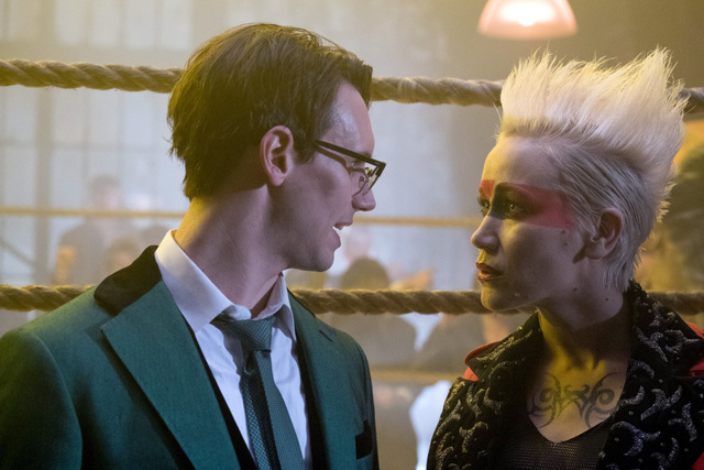 Gotham - The Blade's Path review - Ridddler at fight club