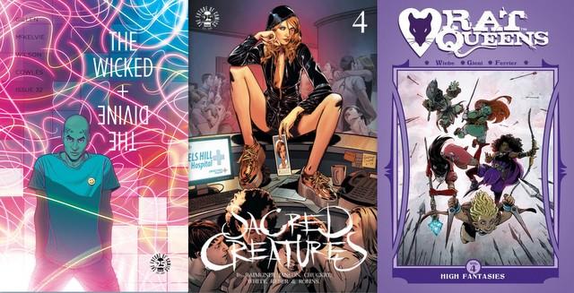 Image Comics reviews for 10-11-17