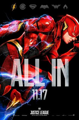 Justice League posters - The Flash