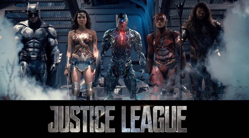 Justice League trailer pic