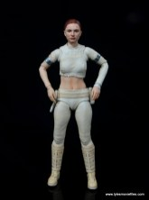 SH Figuarts Padme figure review - hands on hips