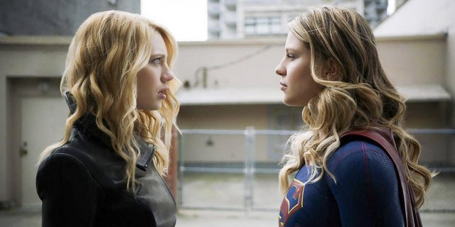 Supergirl Triggers review - Psi and Supergirl