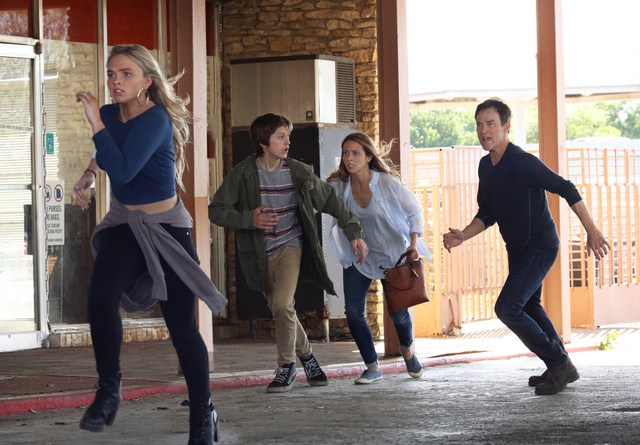 The Gifted eXposed review - Natalie Alyn Land, Percy Hynes White, Amy Acker and Stephen Moyer