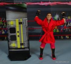 WWE Elite Ken Shamrock figure review - accessories