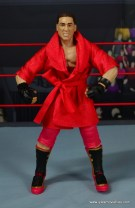 WWE Elite Ken Shamrock figure review - front with robe