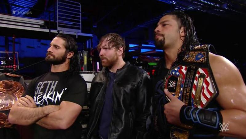 wwe the shield 2016