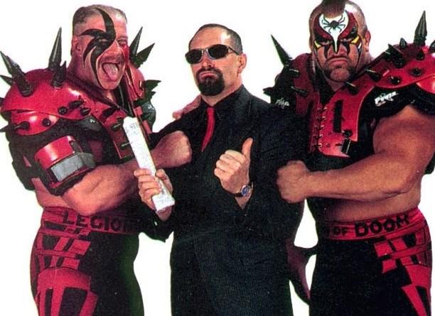 Mattel WWE BAF guess - Paul Ellering and LOD